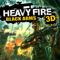 Heavy Fire Black Arms 3D Review