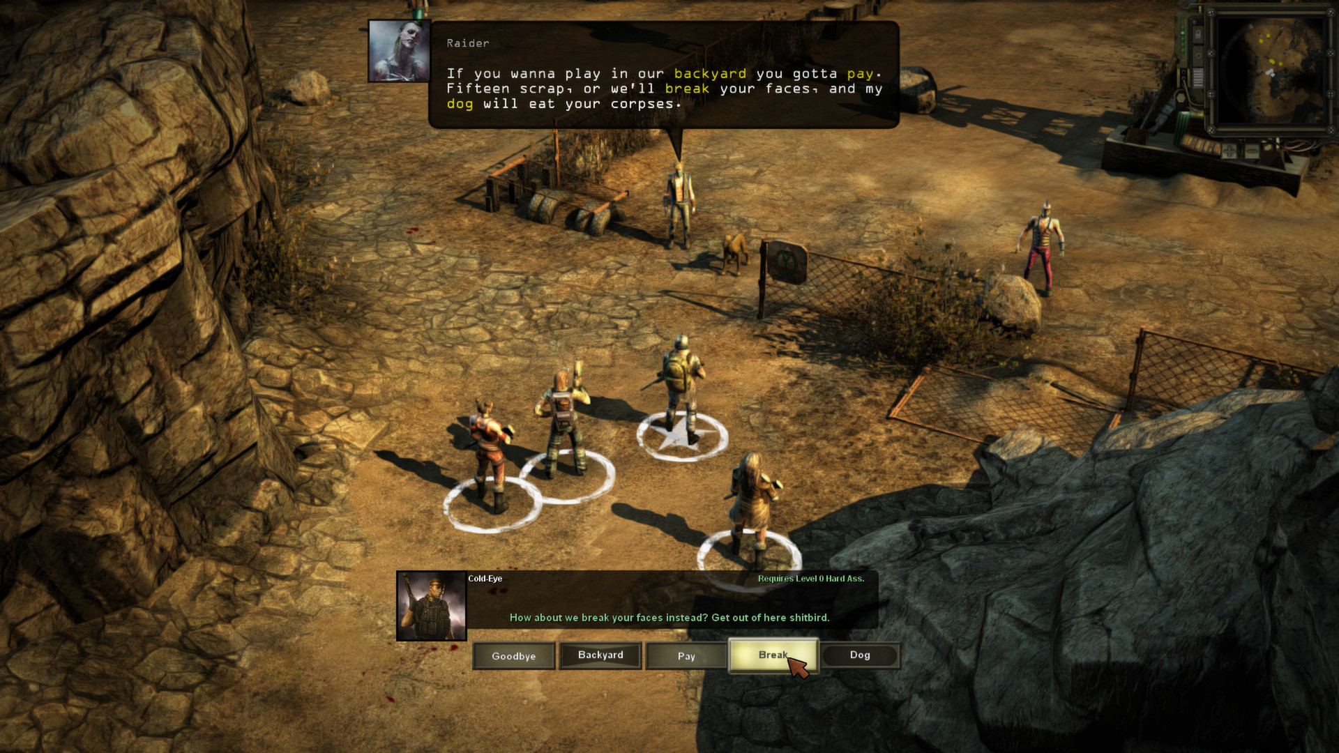 wasteland 2 review u2013 brash games