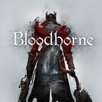 Bloodborne PS4 Cover