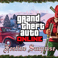 GTA Online Festive Surprise