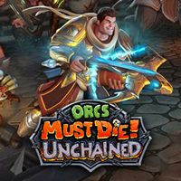 Orcs Must Die! Unchained PS4 Cover
