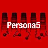 Persona 5 Cover