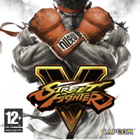 Street Fighter V PS4 Small