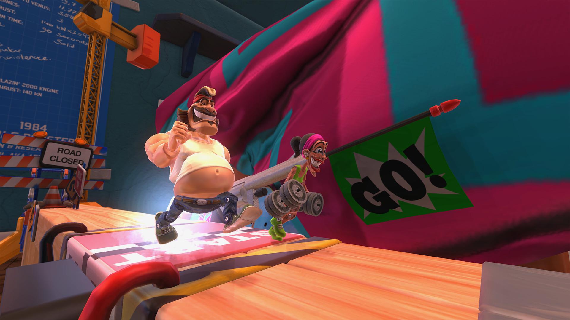Action Henk PC Screenshot 3