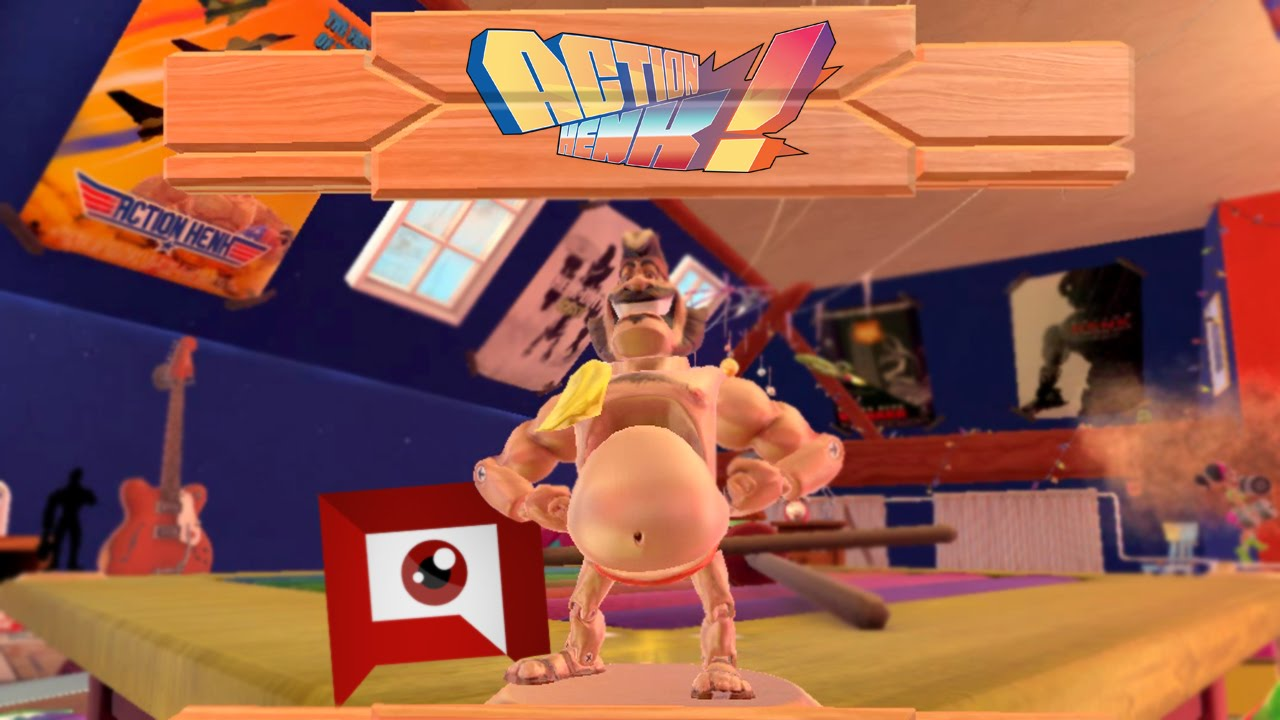 Action Henk is coming to Xbox One, PS4, PS3, PS Vita & Wii U