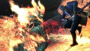 Devil May Cry 4 Special Edition Review Screenshot 2