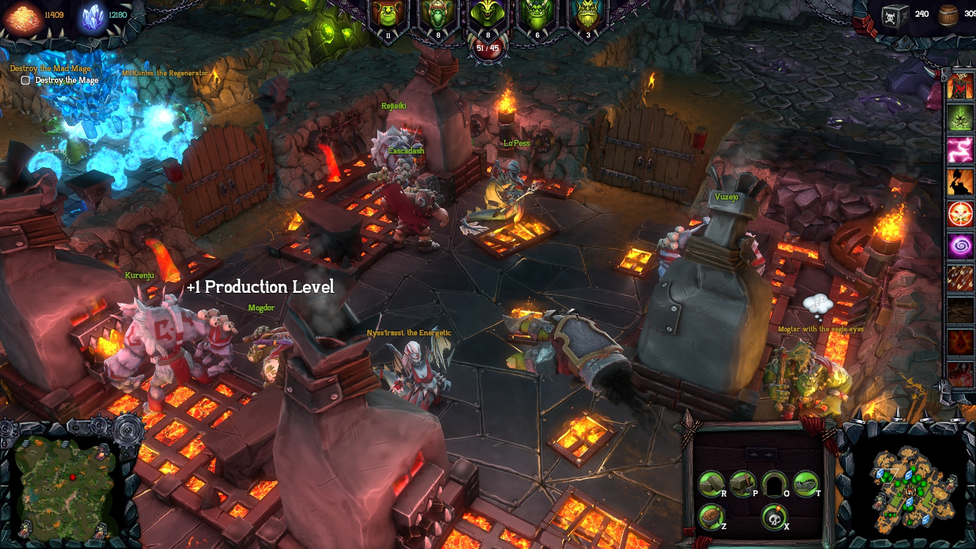Dungeons 2 Review Screenshot 2