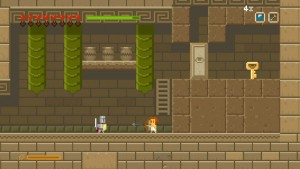 Elliot Quest 3DS Review Screenshot 1