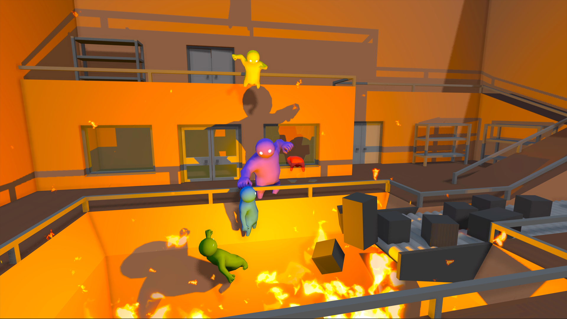 Gang Beasts PC Review Screenshot 3