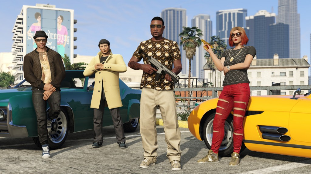 Grand Theft Auto Online Ill-Gotten Gains Part One Screenshot 1