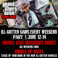 Grand Theft Auto Online Ill-Gotten Gains Part One