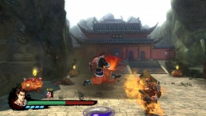 Kung Fu Strike- The Warrior's Rise Master Level DLC Review Screenshot 2