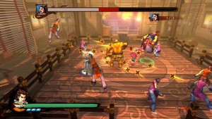 Kung Fu Strike- The Warrior's Rise Master Level DLC Review Screenshot 3