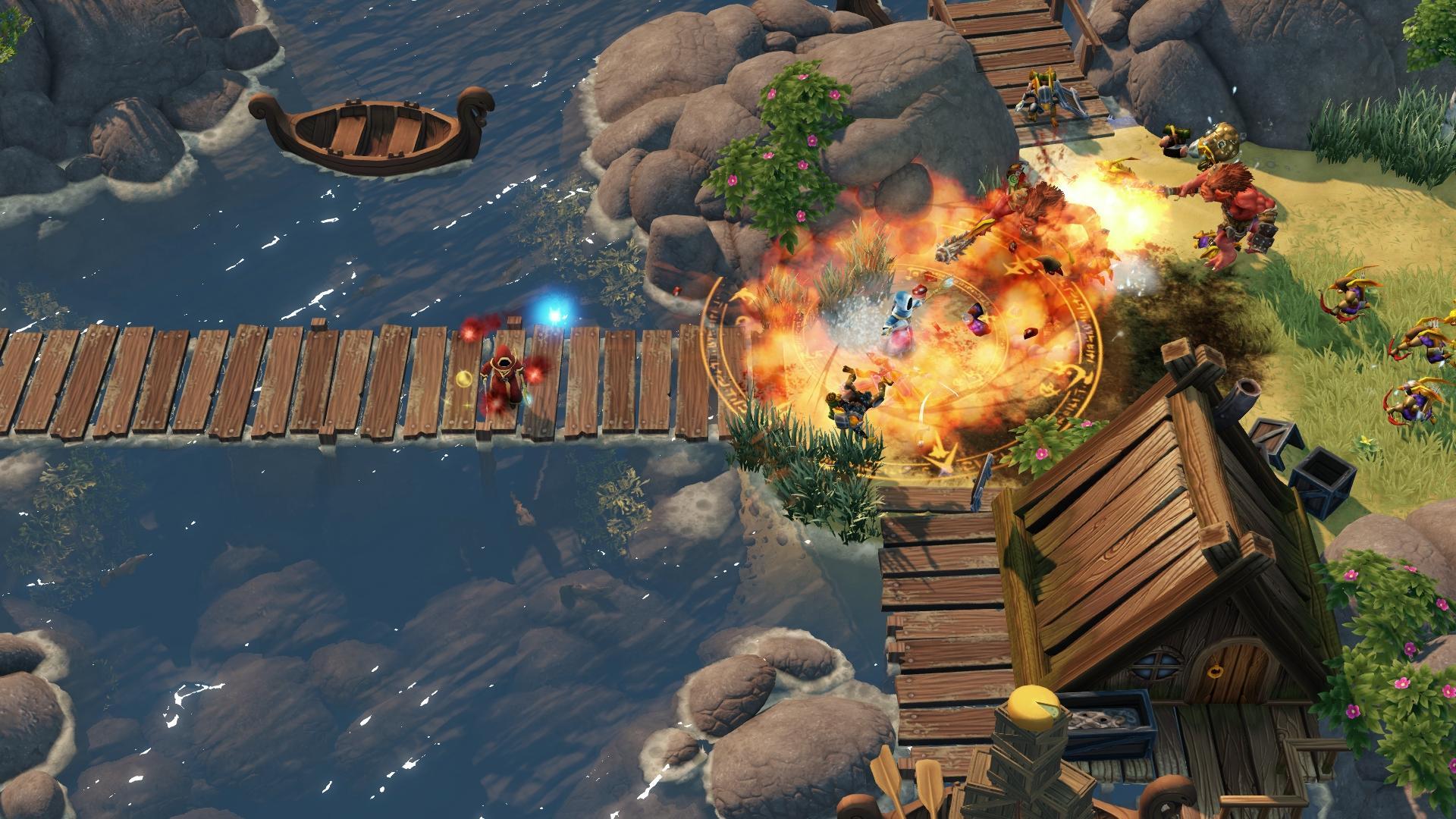 Magicka 2 Review Screenshot 3