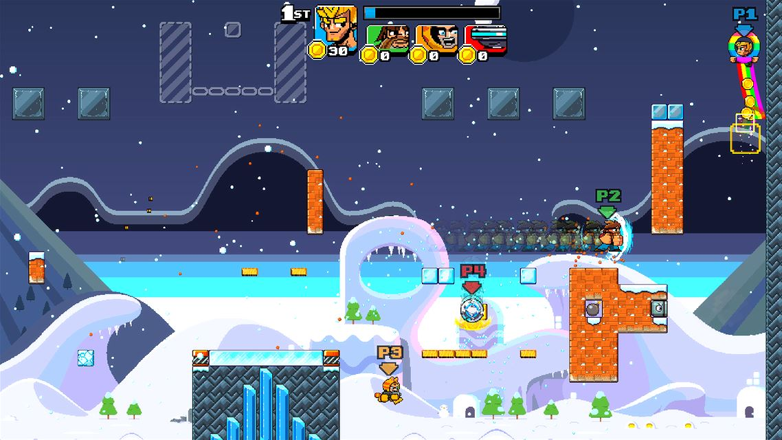 Mega Coin Squad Xbox One Review Screenshot 1