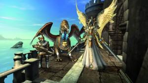 Might & Magic X- Legacy & The Falcon & The Unicorn DLC Review Screenshot 3