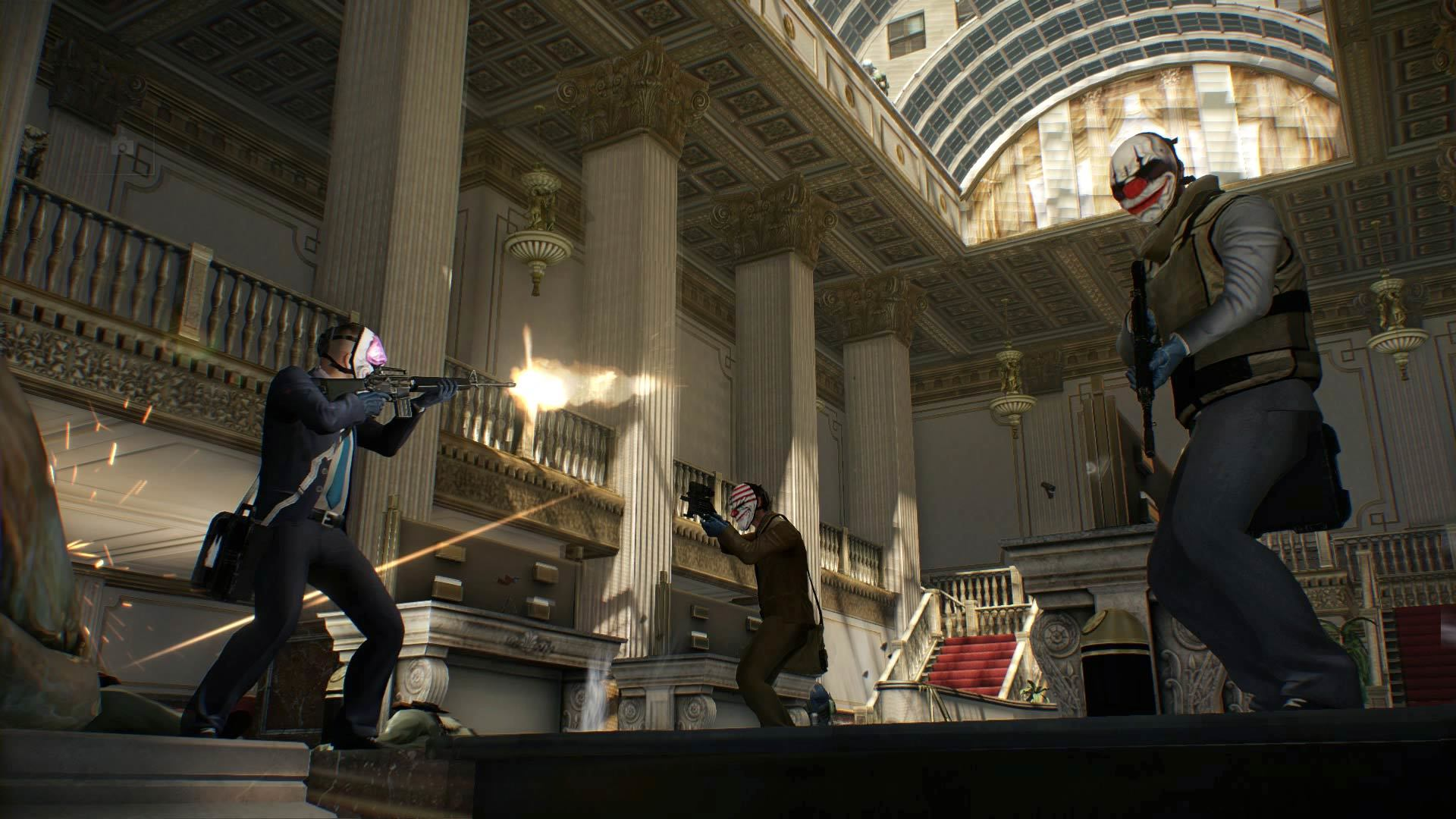 Payday 2 Crimewave Edition ReviewScreenshot 1