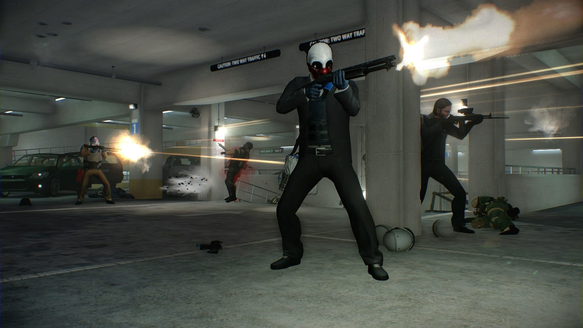 Payday 2 Crimewave Edition ReviewScreenshot 2