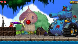 Shantae and the Pirates Curse Screenshot 1