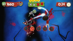 Slice Zombie Xbox One Review Screen 1