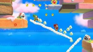 Yoshi's Woolly World Wii U Review Screenshot 2
