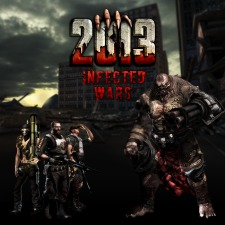 2013 Infected Wars PS Vita Review