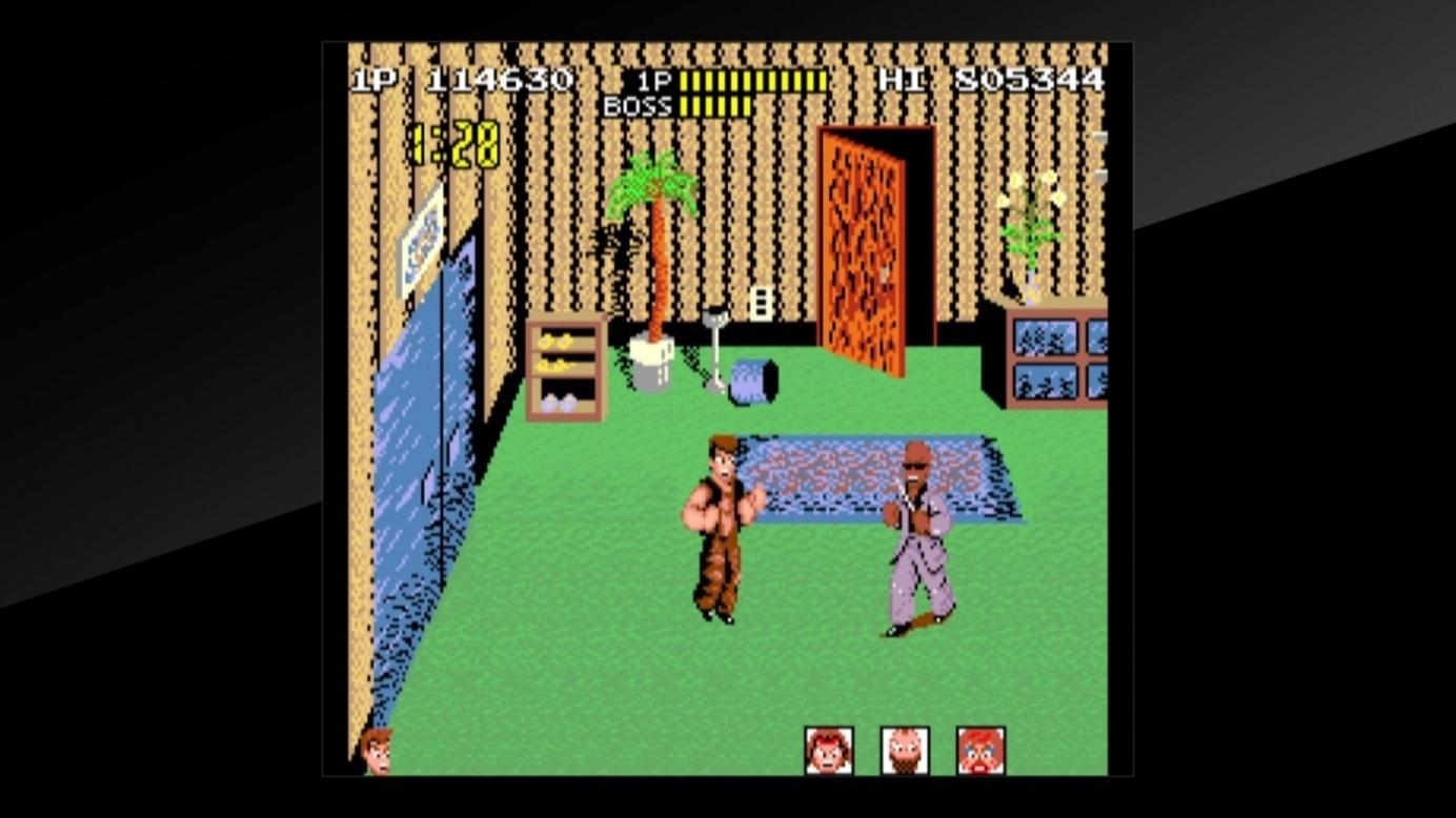 Arcade Archives Renegade PS4 Review Screenshot 1