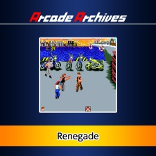 Arcade Archives Renegade PS4 Review