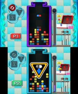 Dr. Mario Miracle Cure 3DS Review Screenshot 2