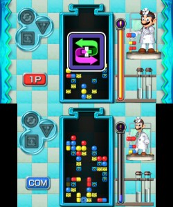 Dr. Mario Miracle Cure 3DS Review Screenshot 3