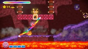 Kirby and the Rainbow Paintbrush Screenshot 3