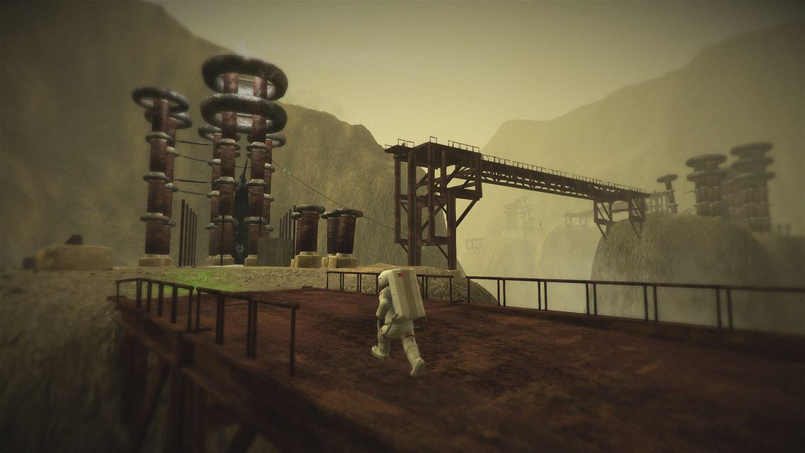 Lifeless Planet Premier Edition Xbox One Screenshot 3