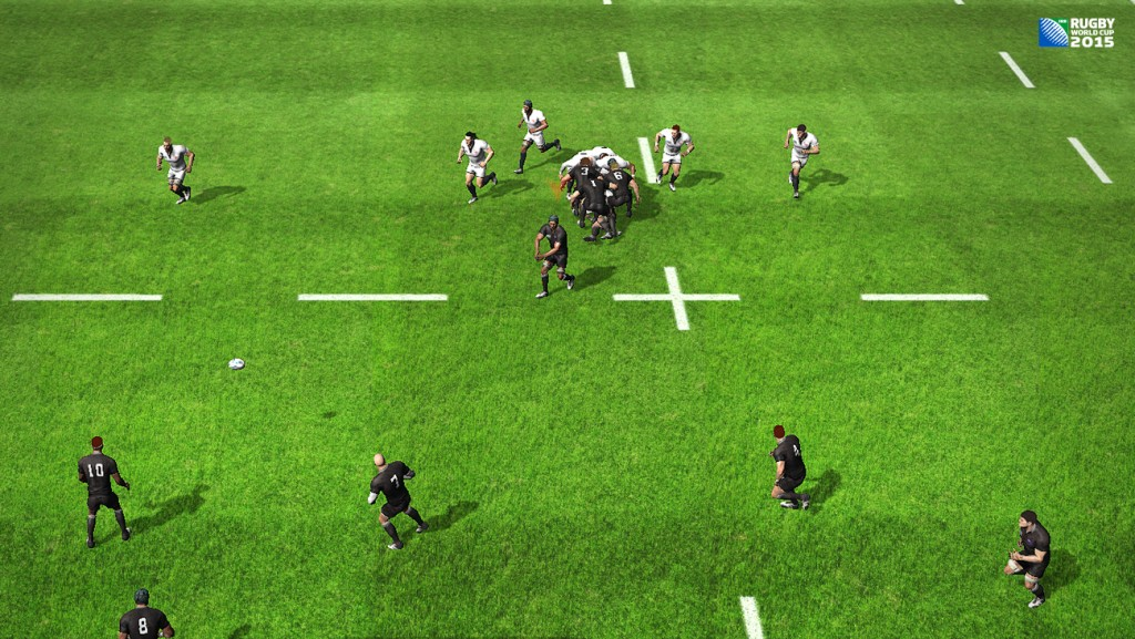 Rugby World Cup 2015 Screenshot 2