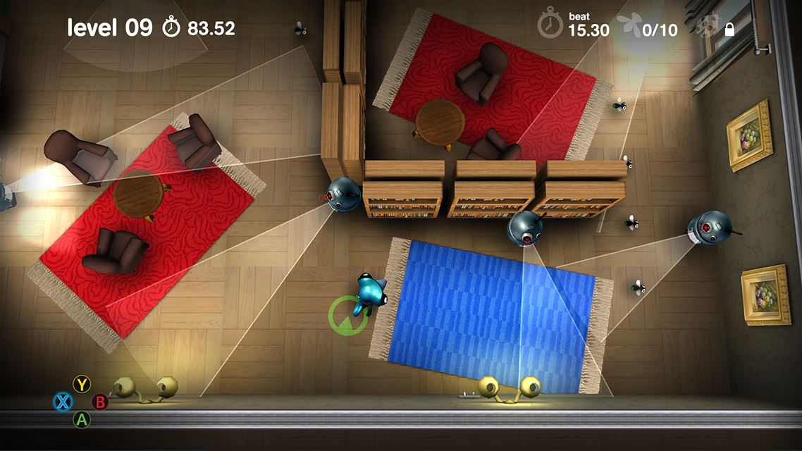 Spy Chameleon Xbox One Review Screenshot 1