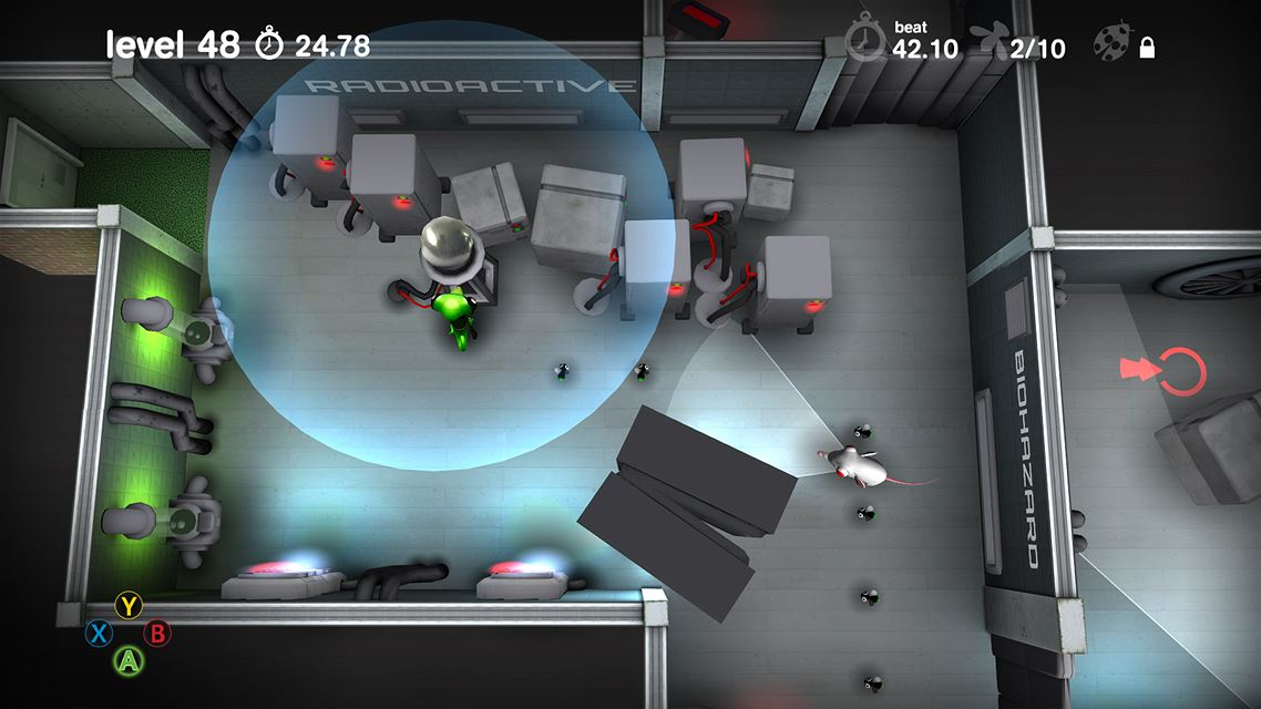 Spy Chameleon Xbox One Review Screenshot 3
