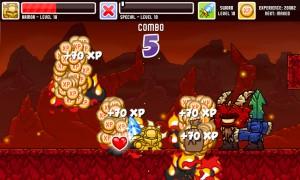 Super Chibi Knight Review Screenshot 2