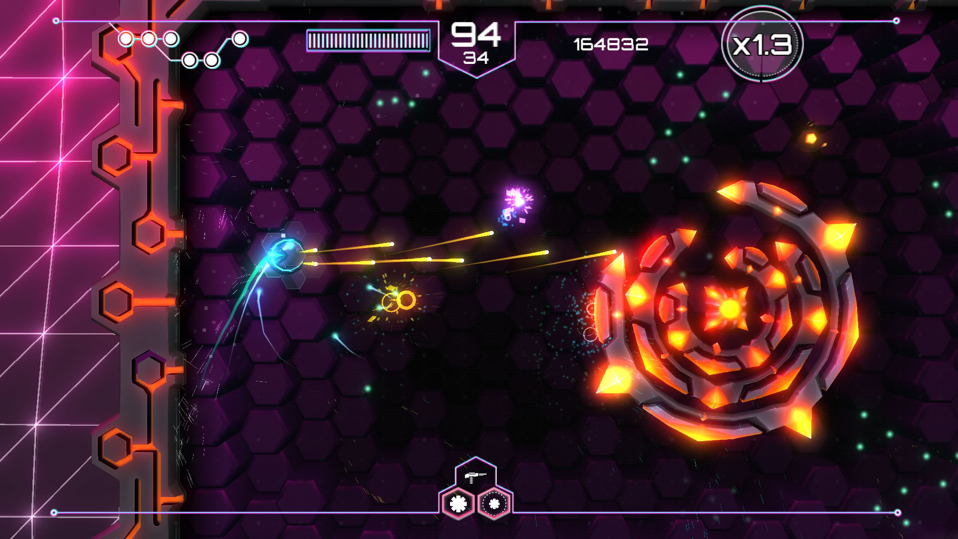 Tachyon Project Review Xbox One Screenshot 2