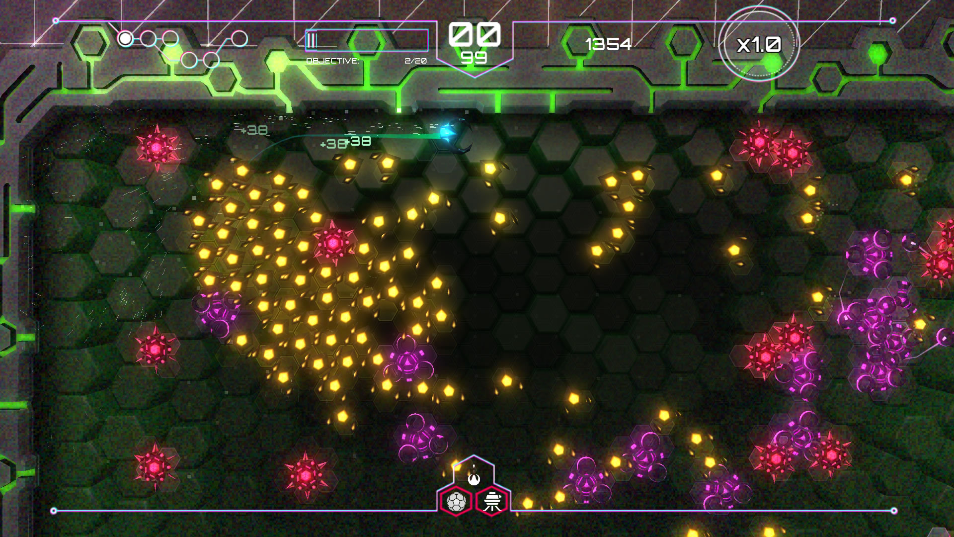Tachyon Project Review Xbox One Screenshot 3