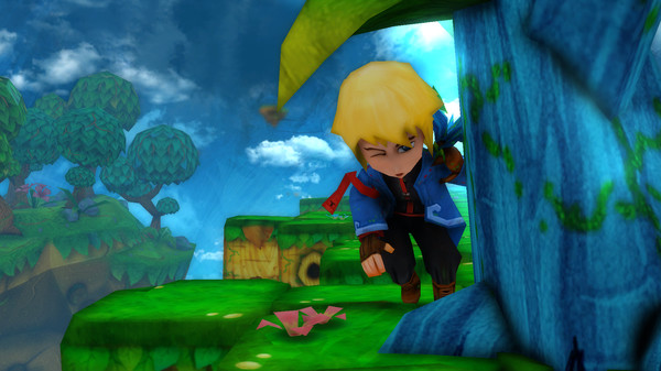 Almightree The Last Dreamer Review Screenshot 1