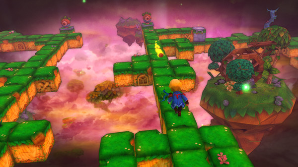 Almightree The Last Dreamer Review Screenshot 2