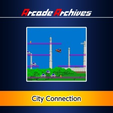 Arcade Archives City CONNECTION Review