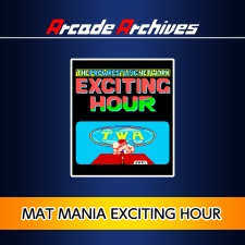 Arcade Archives MAT MANIA EXCITING HOUR Review