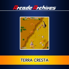 Arcade Archives Terra Cresta Review