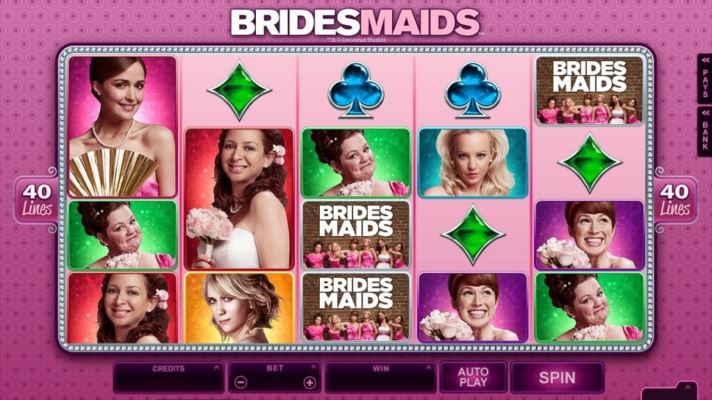 Bridesmaids Online Slots