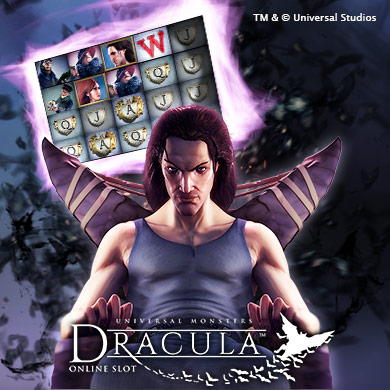 Dracula online slot featured image