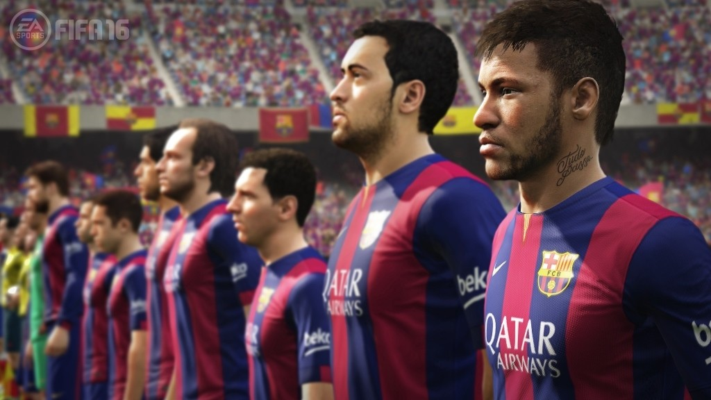 EA SPORTS FIFA 16 Screenshot