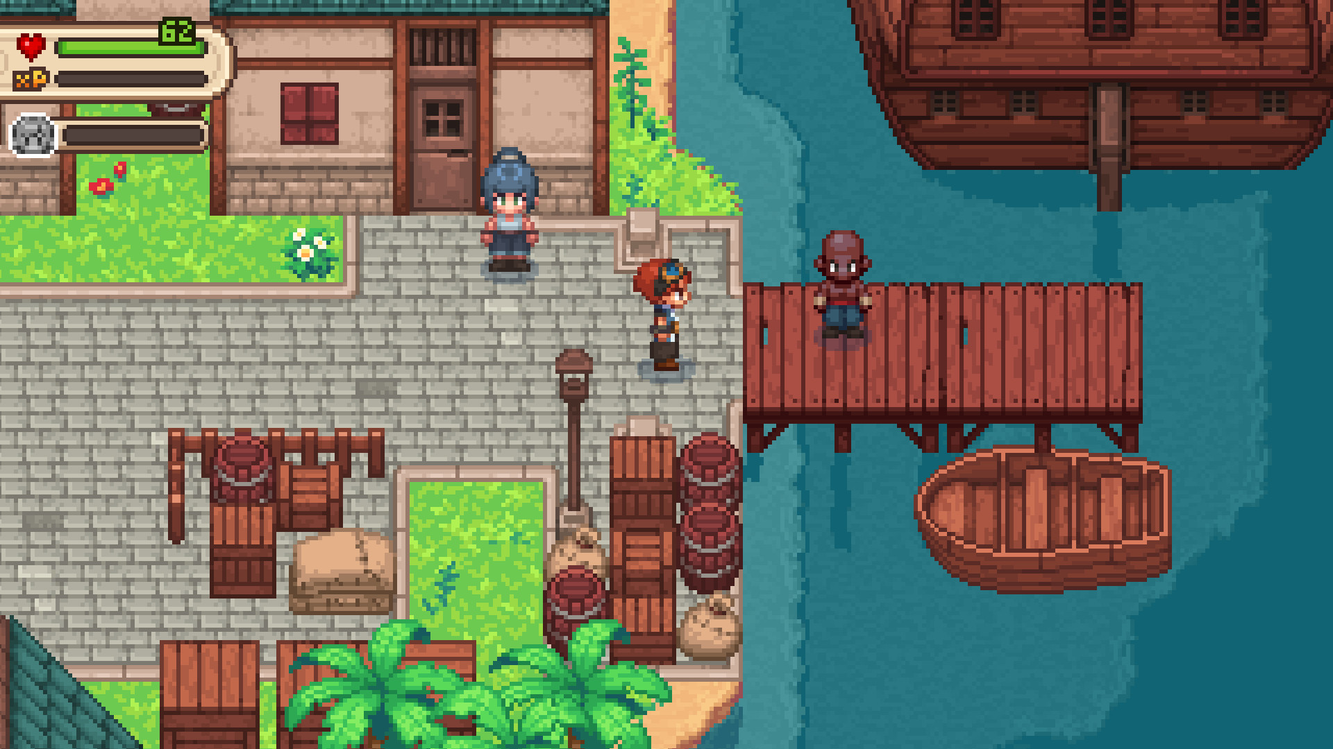 Evoland 2: A Slight Case of Spacetime Continuum Disorder Review