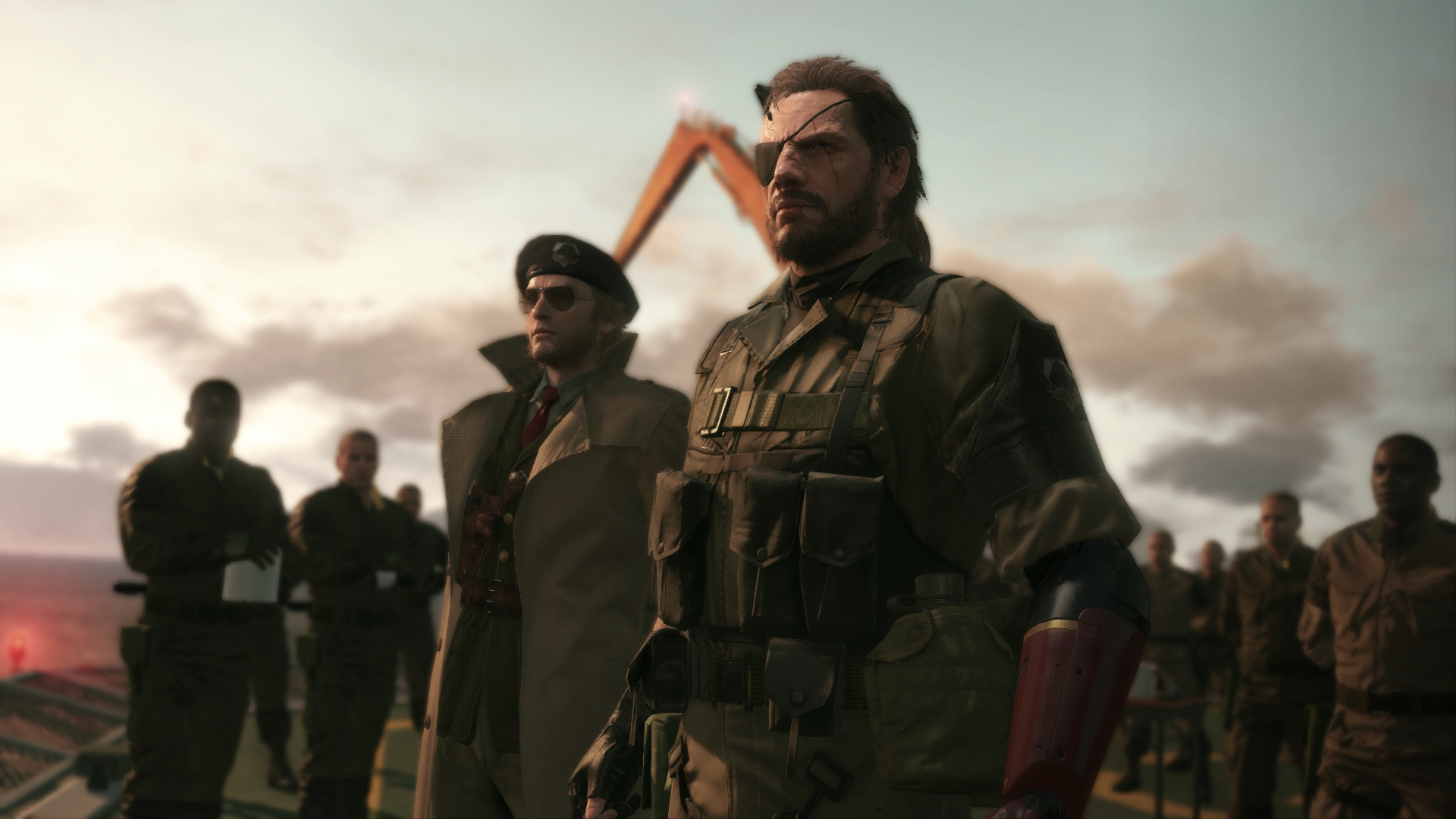 Metal Gear Solid The Phantom Pain Review