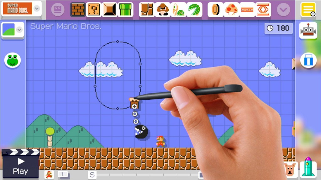 Super Mario Maker Review Screenshot 1