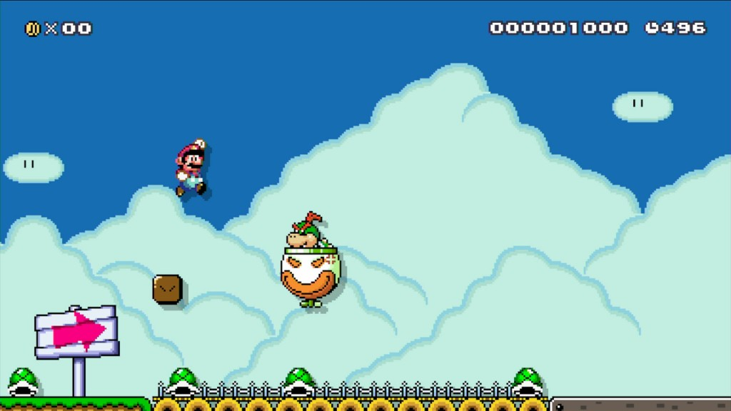 Super Mario Maker Review Screenshot 2